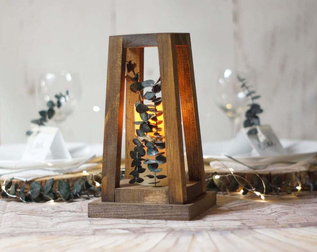 Façons créatives de combiner des éléments naturels avec un charme rustique