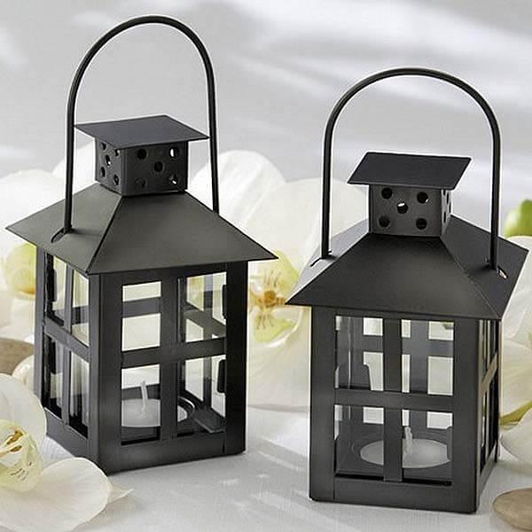 Des façons judicieuses d'utiliser des lanternes à bougie à thé