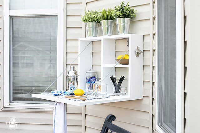 15 projets de porche de bricolage inspirants à ajouter à vos décorations extérieures