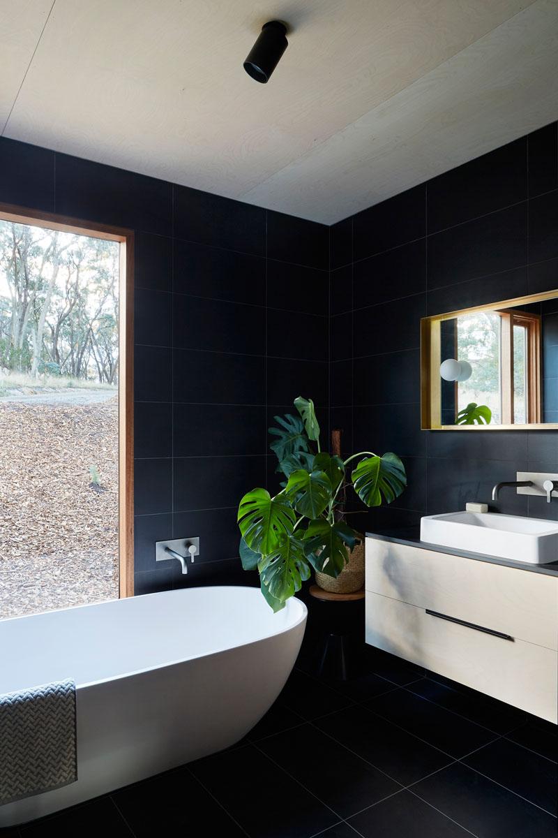 Salle de bain Two Half House