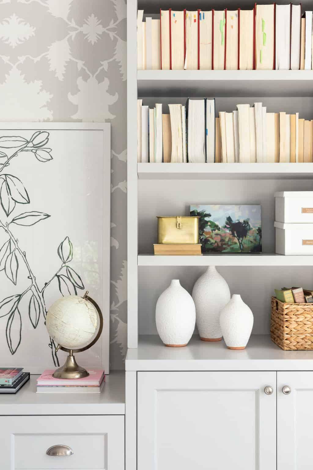 étagère-de-bureau-à-domicile-de-style-traditionnel