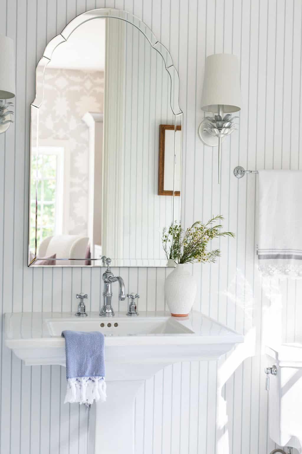 salle de bain de style traditionnel