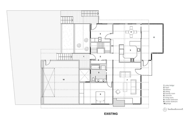 Hillside-midcentury-home-floor-plan-before-remodel