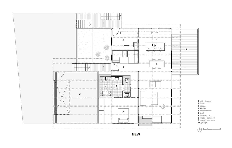 Hillside-midcentury-home-floor-plan-after-remodel