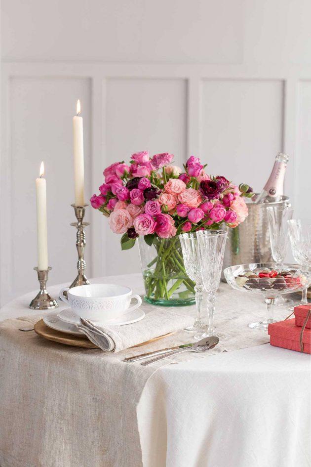 Les 10 meilleures idées de décoration pour la Saint-Valentin