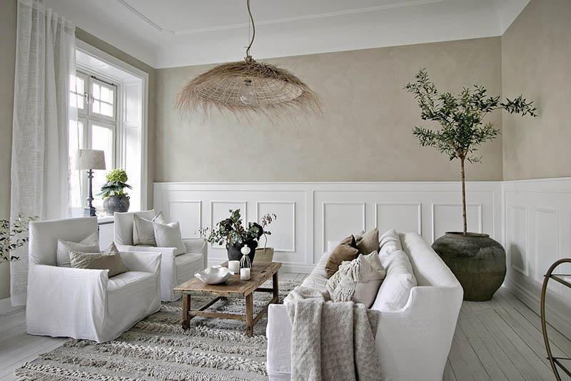 Idées pour la décoration de petits salons