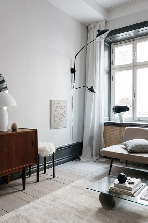 lampes pour petits salons