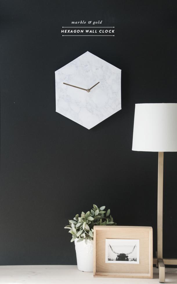 15 merveilleux projets d'horloge murale bricolage que vous aimerez créer