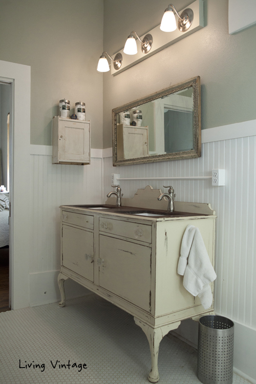 15 superbes projets de vanité de salle de bain que vous pouvez faire vous aussi