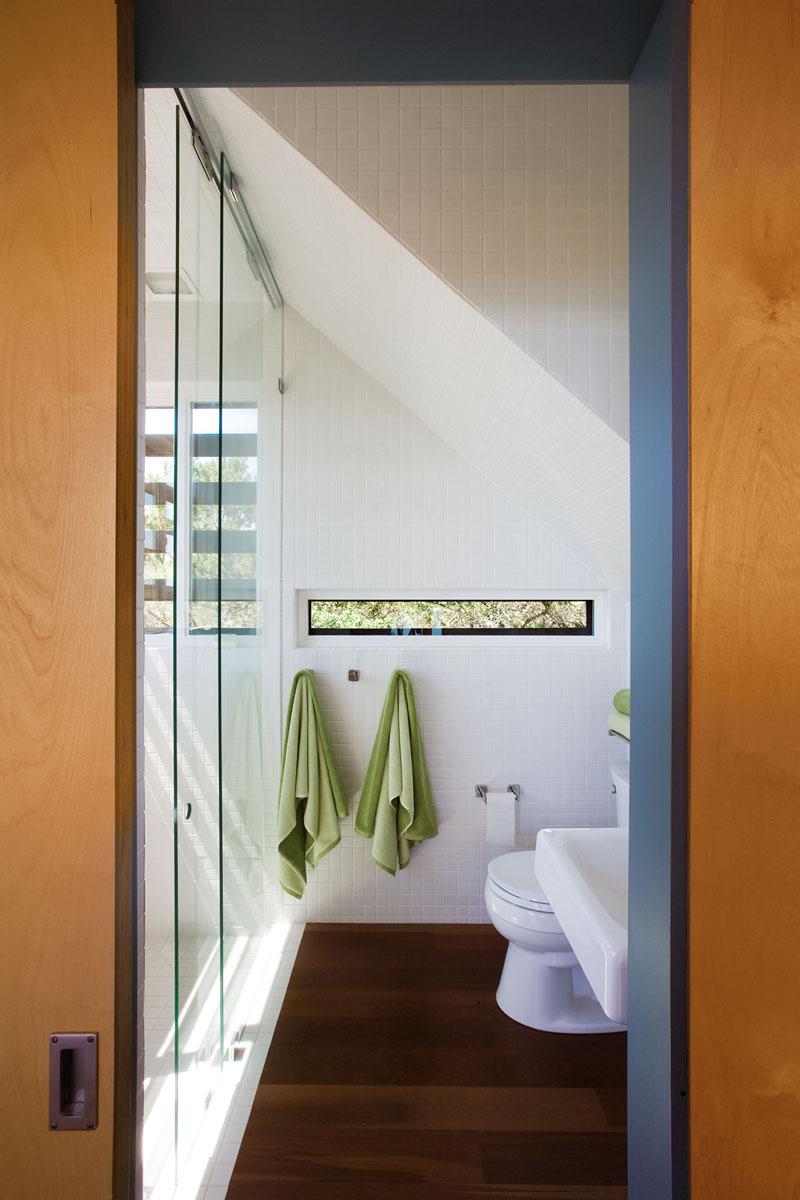 Salle de bain Tower House
