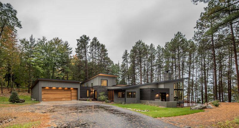 Maison de Northern Lake