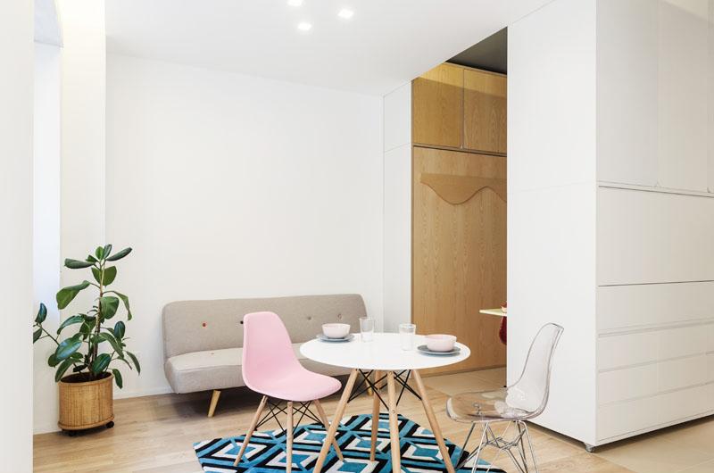 Taaacito Appartement vivant