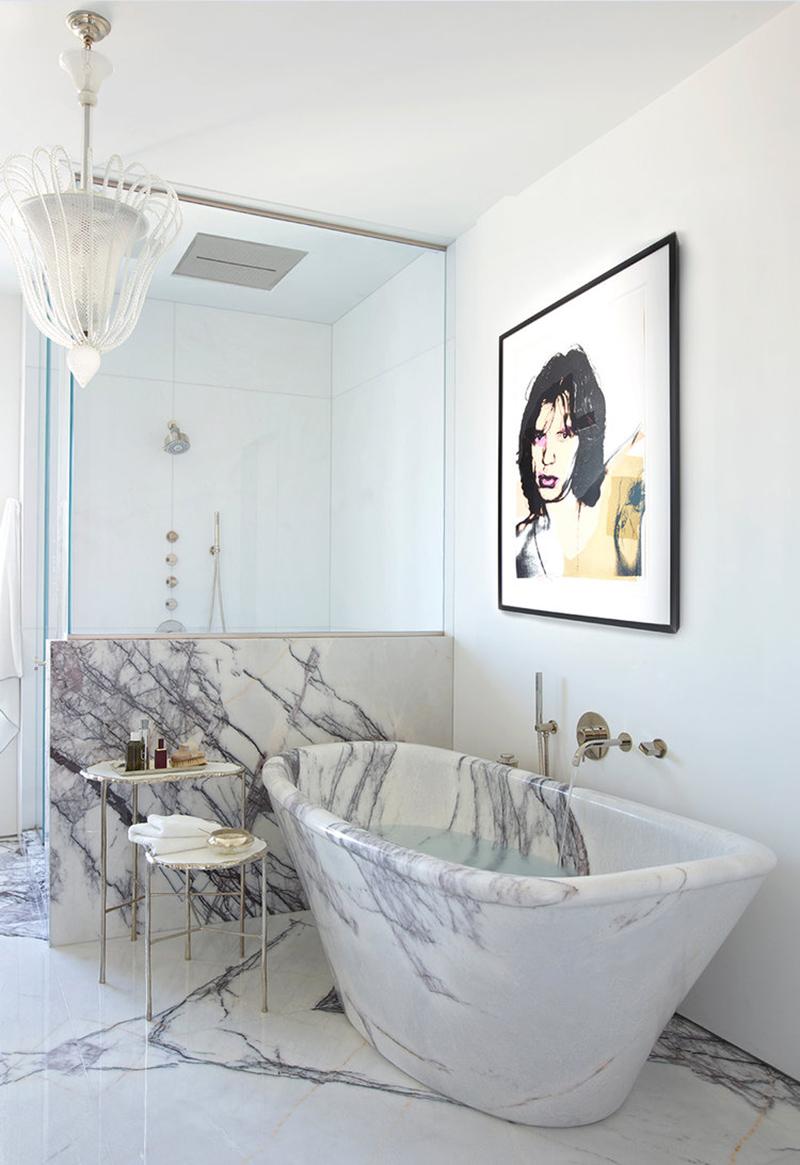 Salle de bain Penthouse Golden Coast