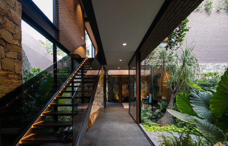 Couloir Casa OM1