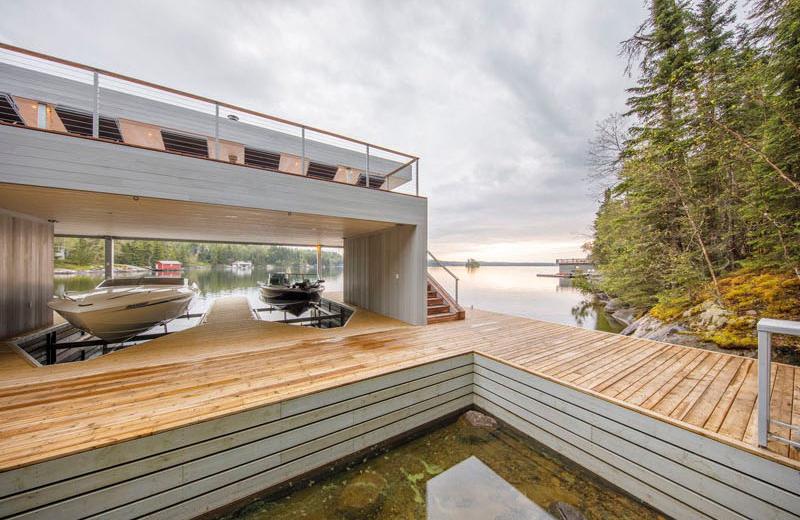 Paysage de Boat House