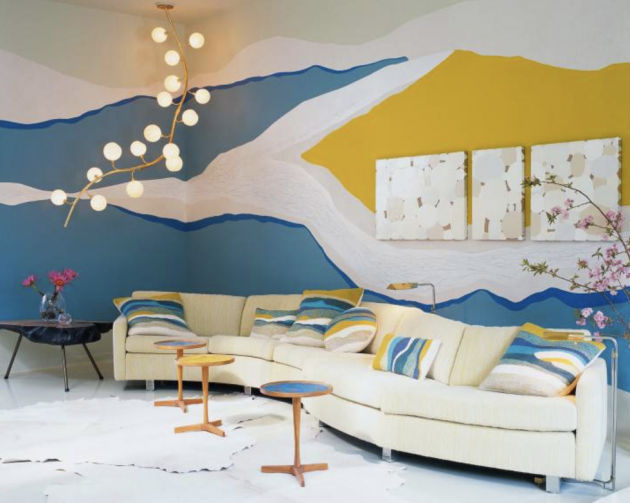 Chambres de camp dorées qui valent le détour - Édition inspirée du gala du Met