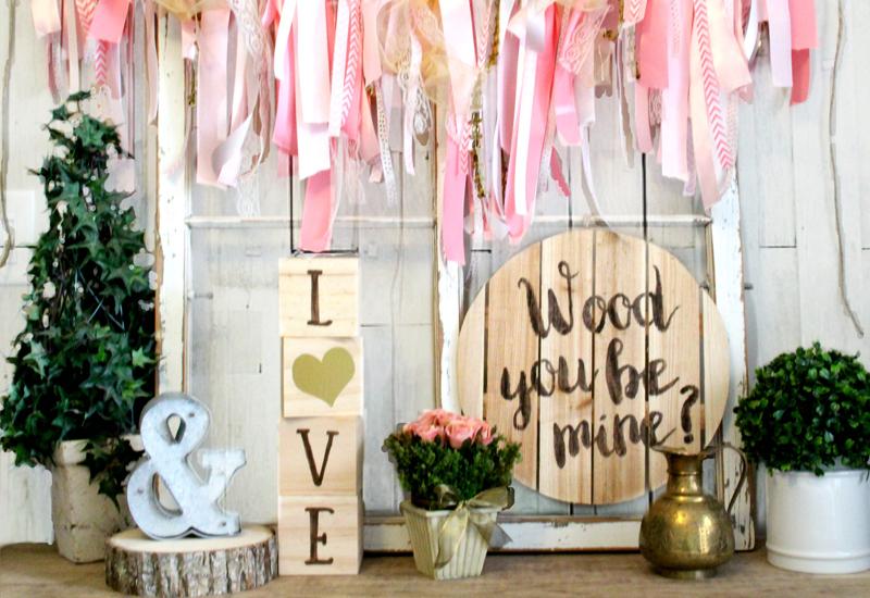 Choisissez une pièce à décorer