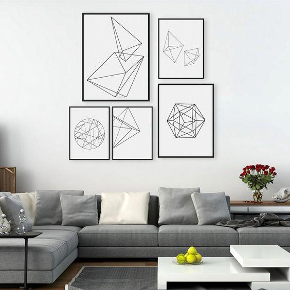 Résoudre vos problèmes de murs vierges avec des impressions d'art mural