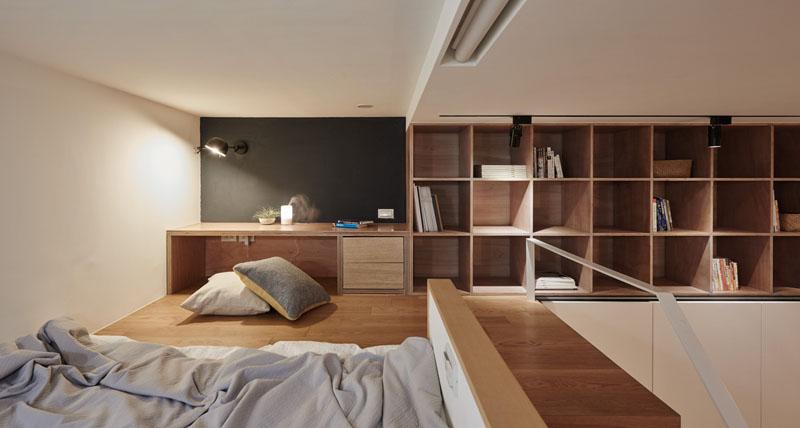 plafond appartement loft