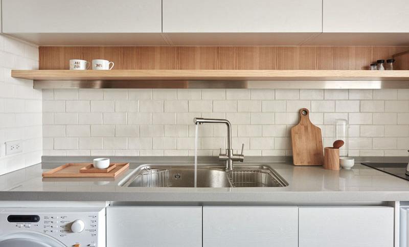 cuisine appartement loft