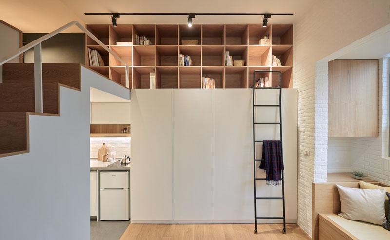 espace appartement loft