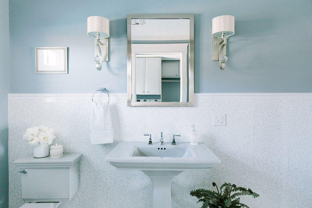 Attendez-vous à trouver beaucoup de bleu dans les salles d'eau dans l'année à venir