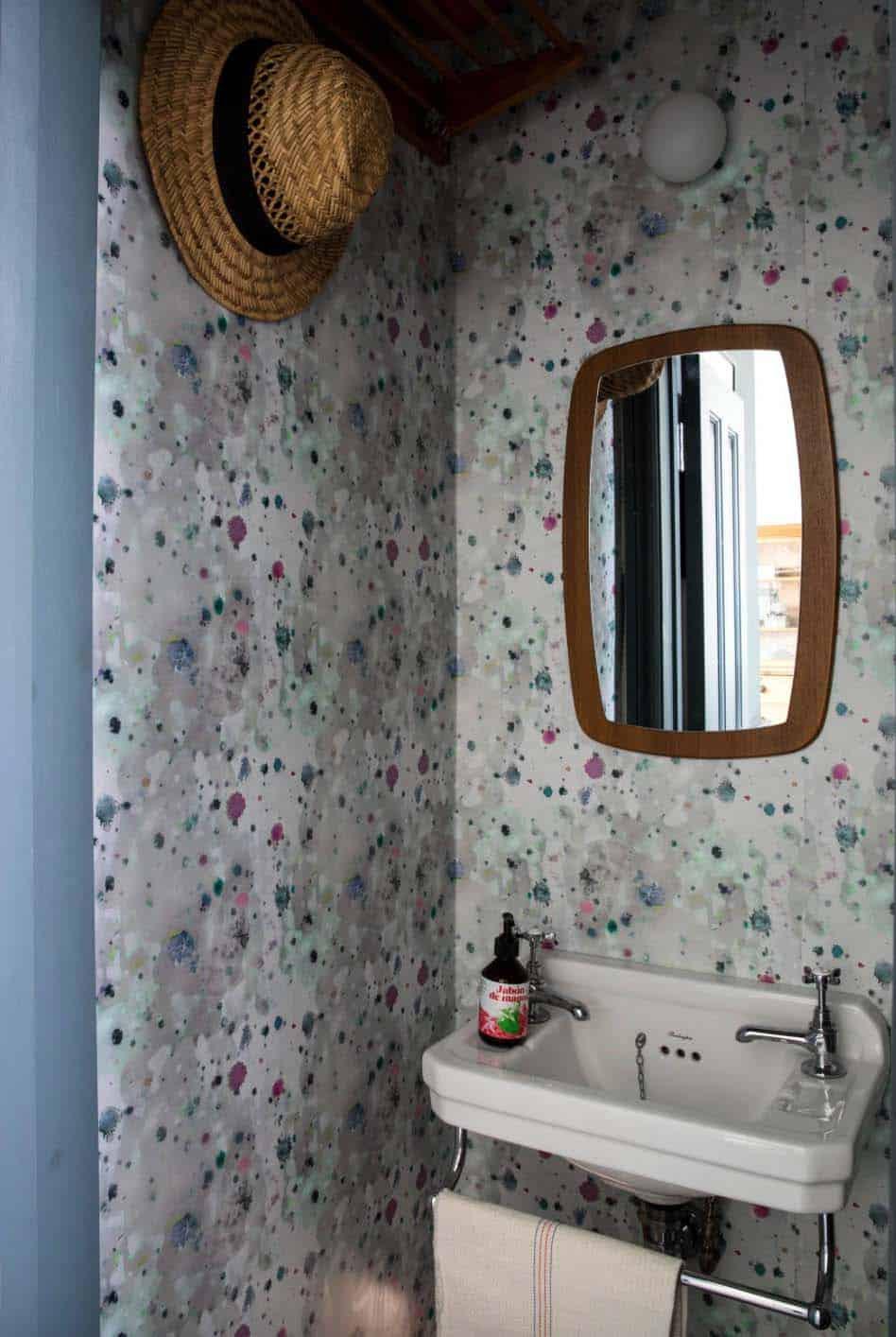 cottage-industriel-salle de bain en poudre