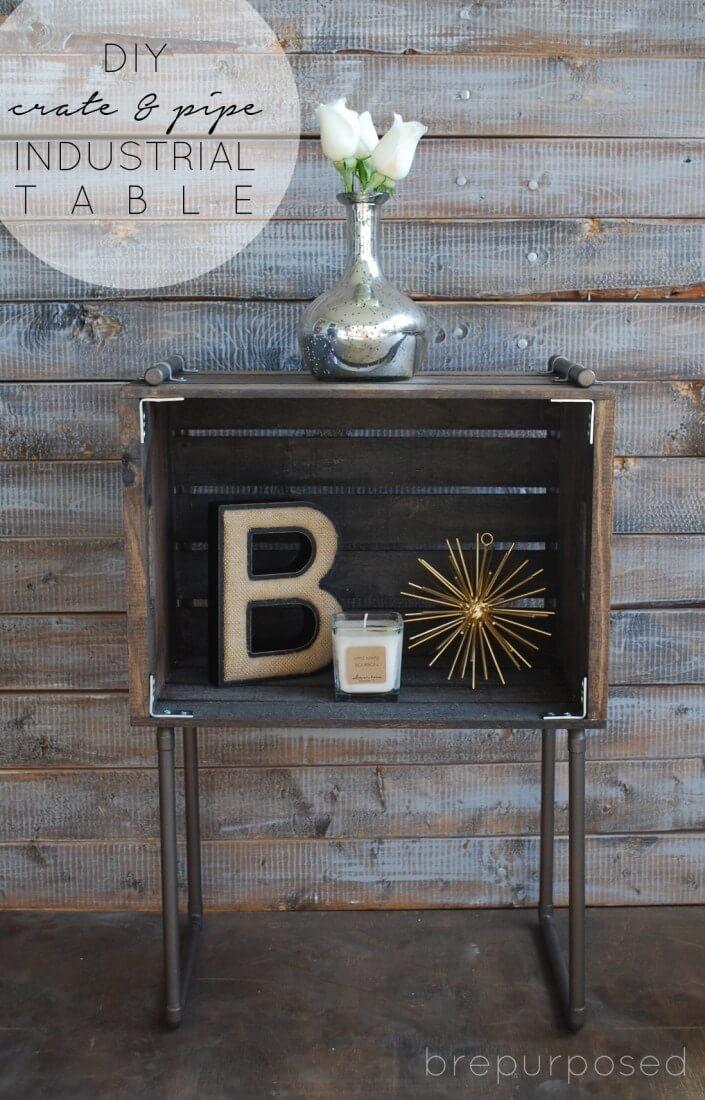 Table de caisse en bois Prairie Cargo