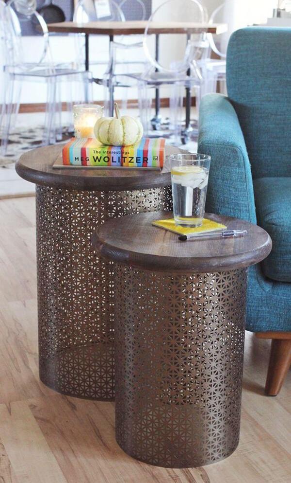 Tables Lanternes Marocaines Style Kasbah