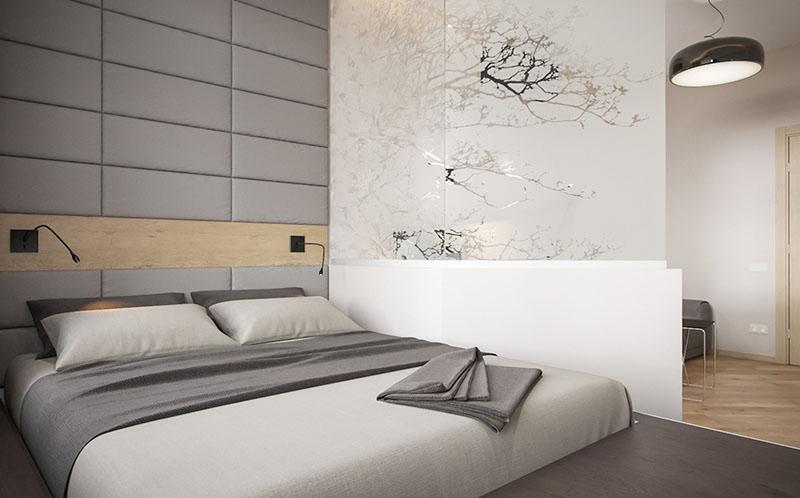 Petit lit d'appartement