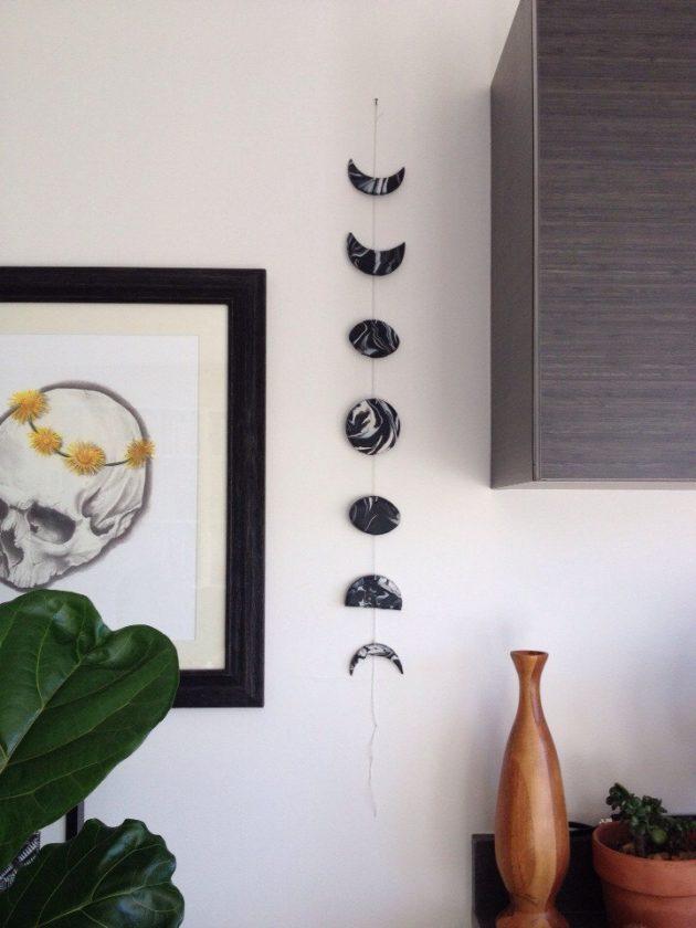20 façons créatives de décorer votre maison avec un décor mural fait à la main inattendu