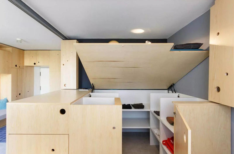 Petite chambre appartement
