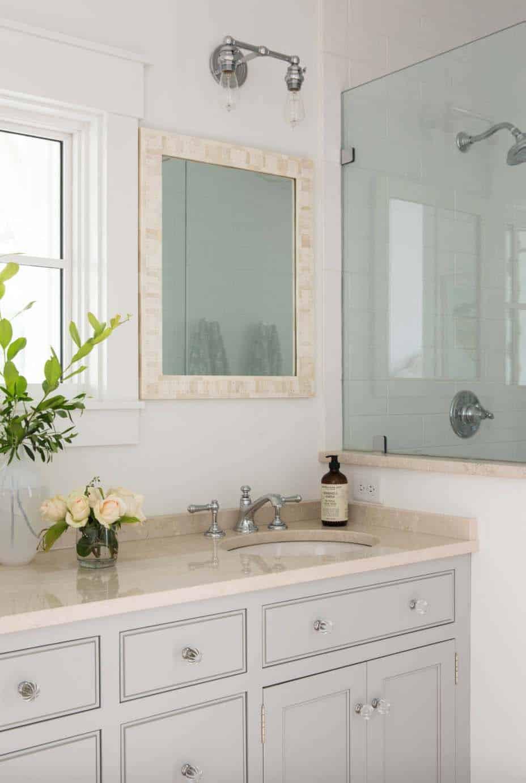 chalet-ferme-salle de bain