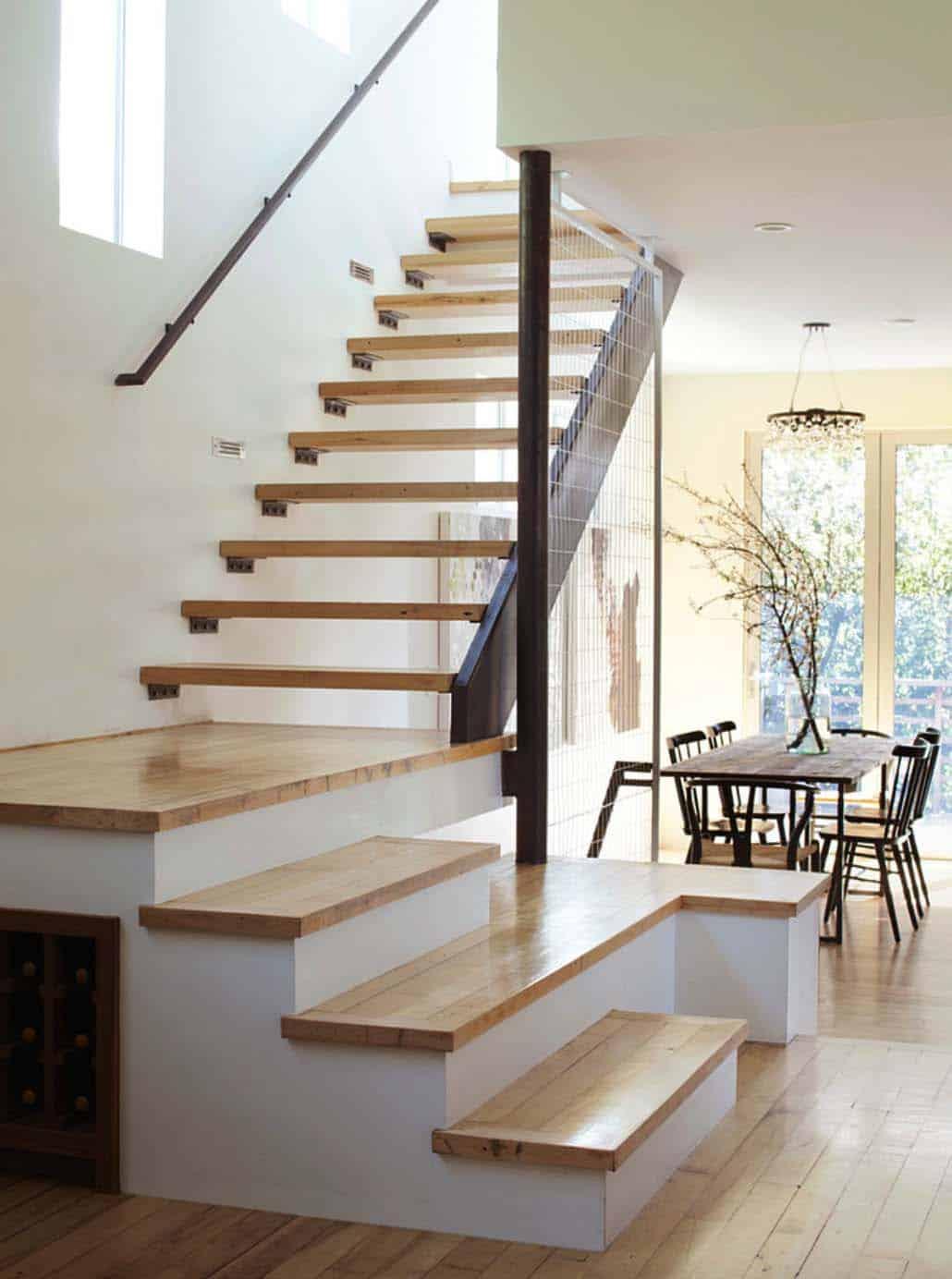escalier-maison-moderne