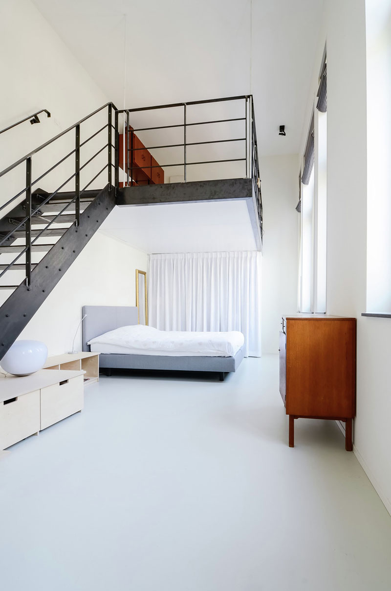 Ons Dorp Old School Conversion Loft Space