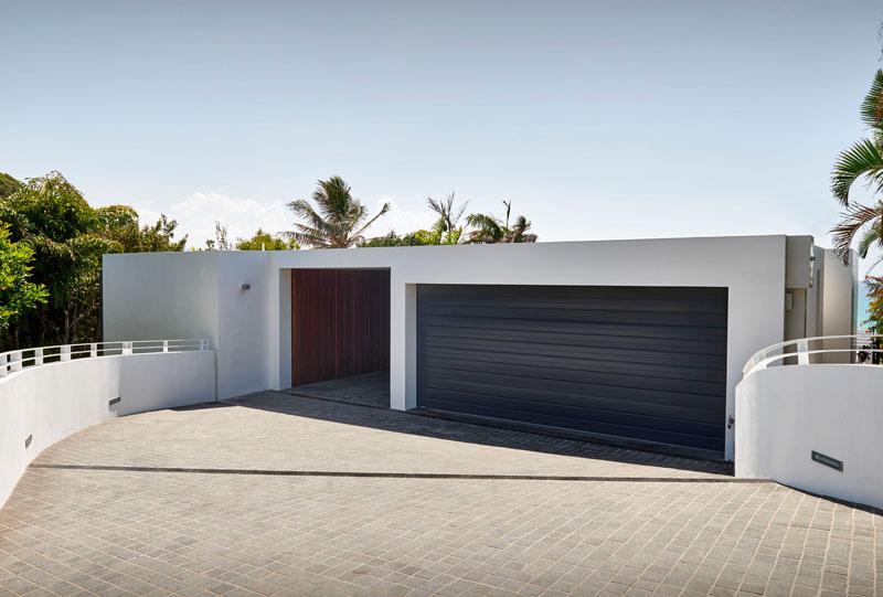 Garage de la résidence Wategos