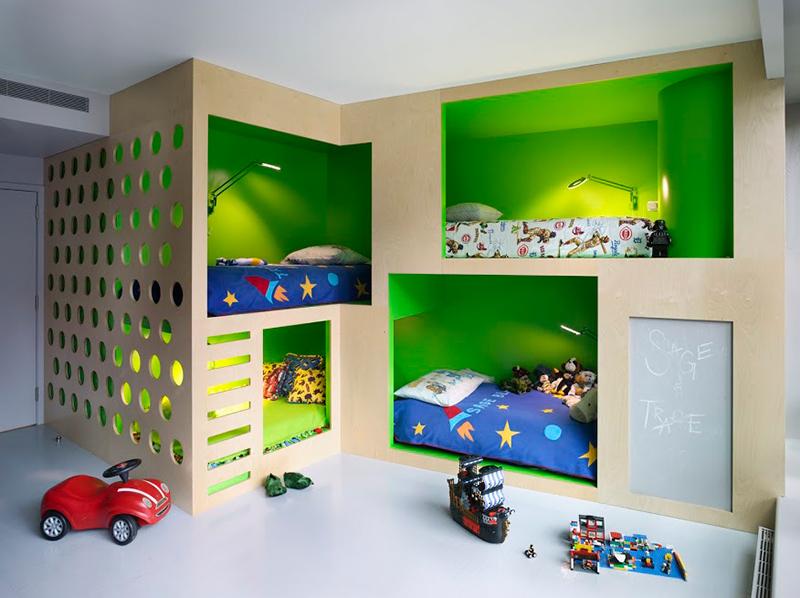 Chambre d'enfant Bohemian Apartment