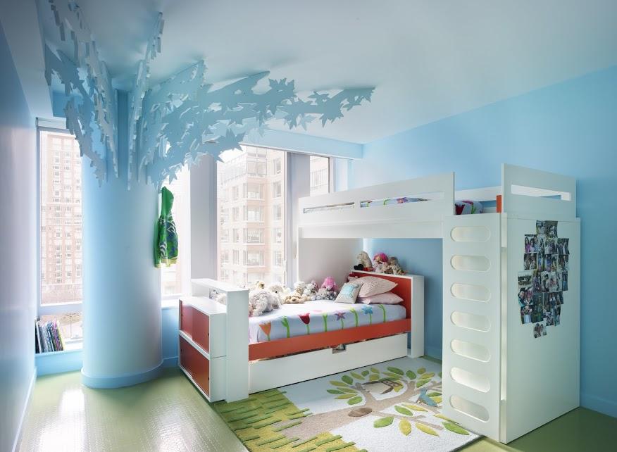 Chambres d'enfants Bohemian Apartment