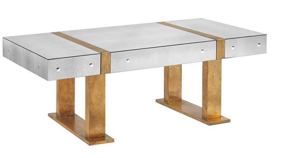 Tables Basses Miroir Antique