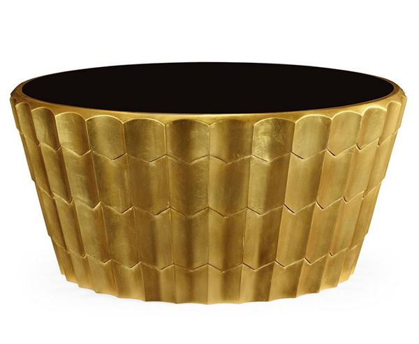 Tables Basses Feuille d'Or