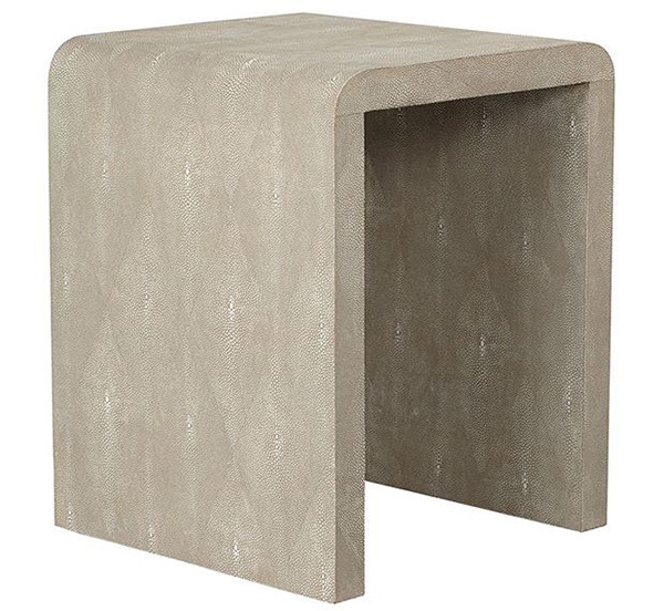 Table d'appoint Shagreen