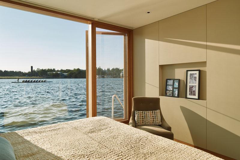 Chambre flottante