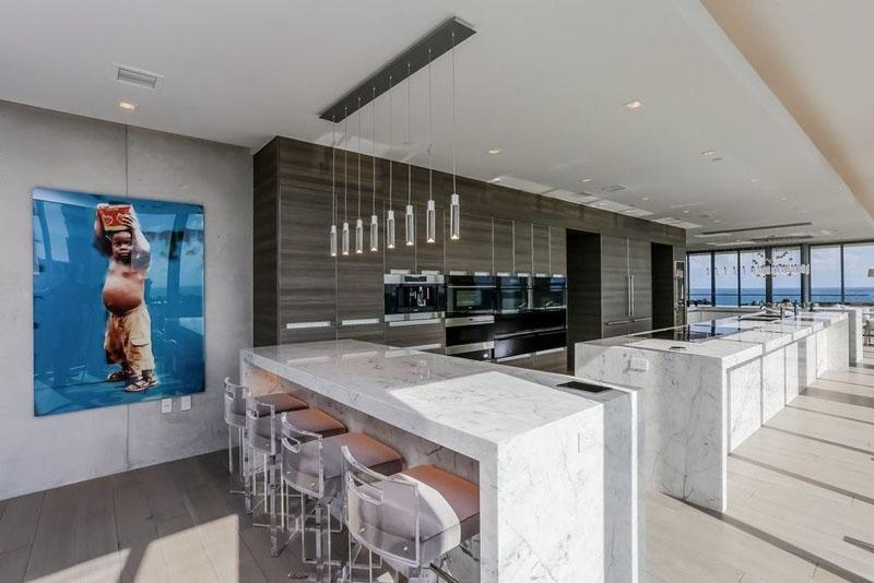 321 Ocean Penthouse grande cuisine