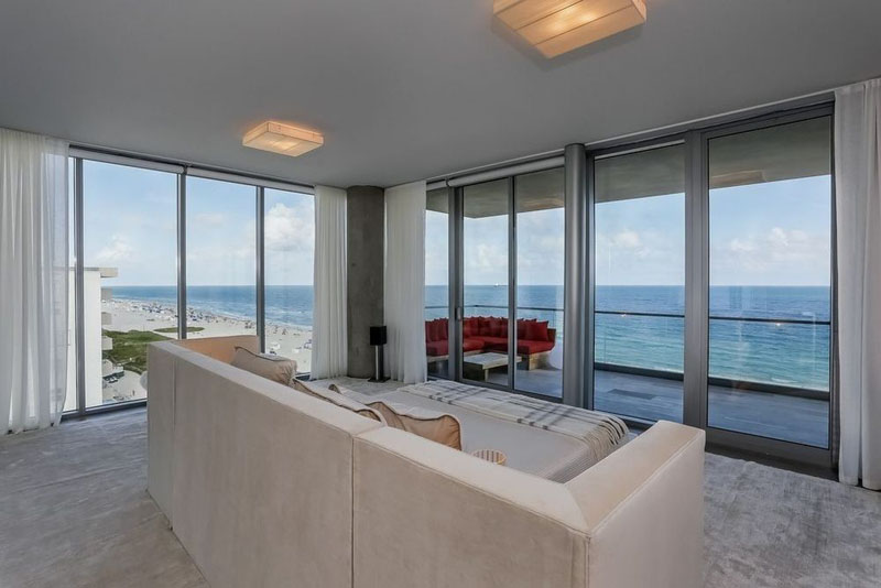 321 chambres Ocean Penthouse
