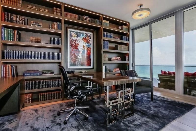 Bureau 321 Ocean Penthouse