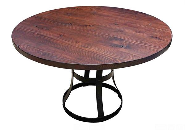 Tables de salle à manger rondes Detroit