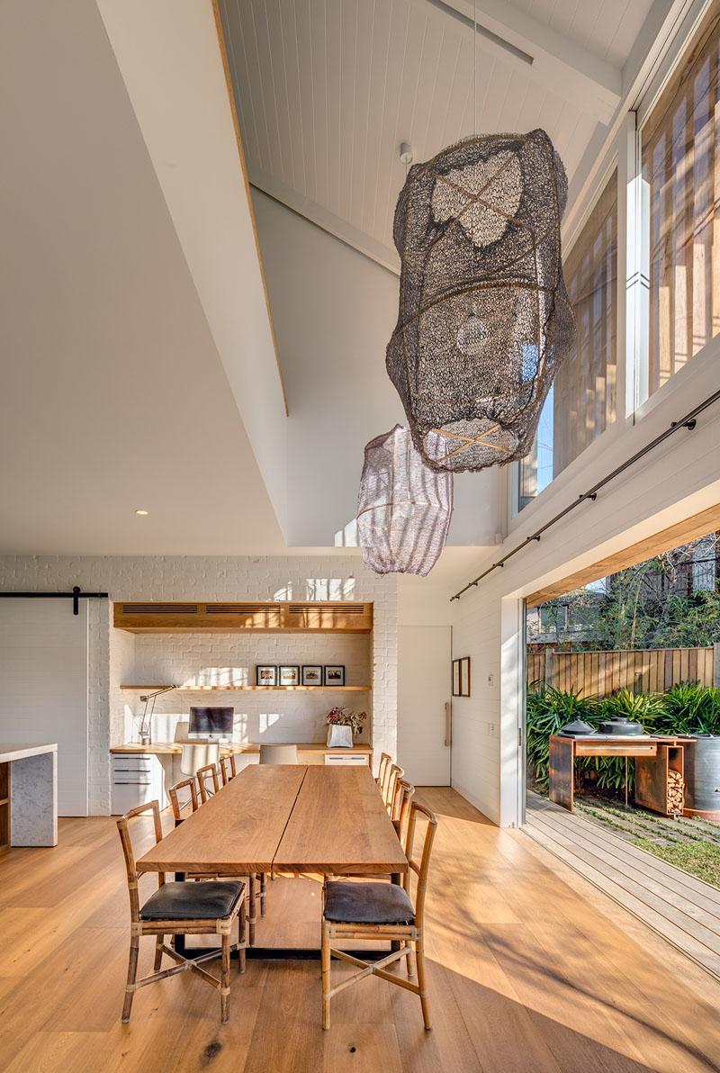 Barn House intérieur / extérieur vivant