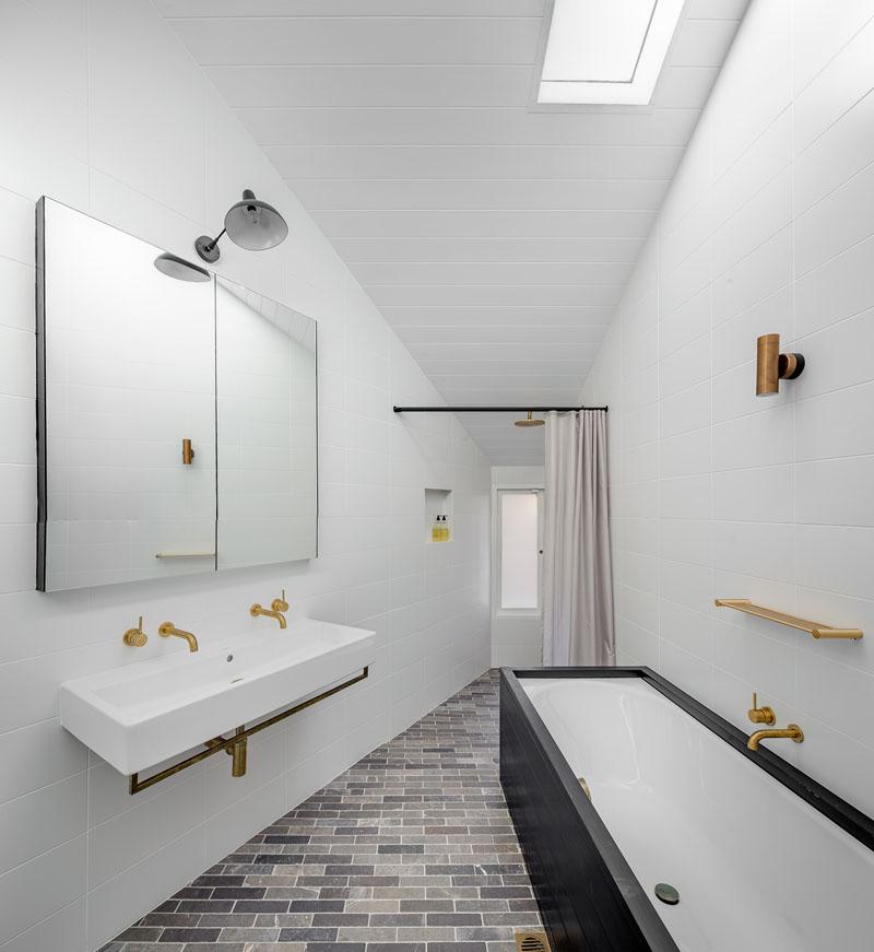 Grange deuxième salle de bain