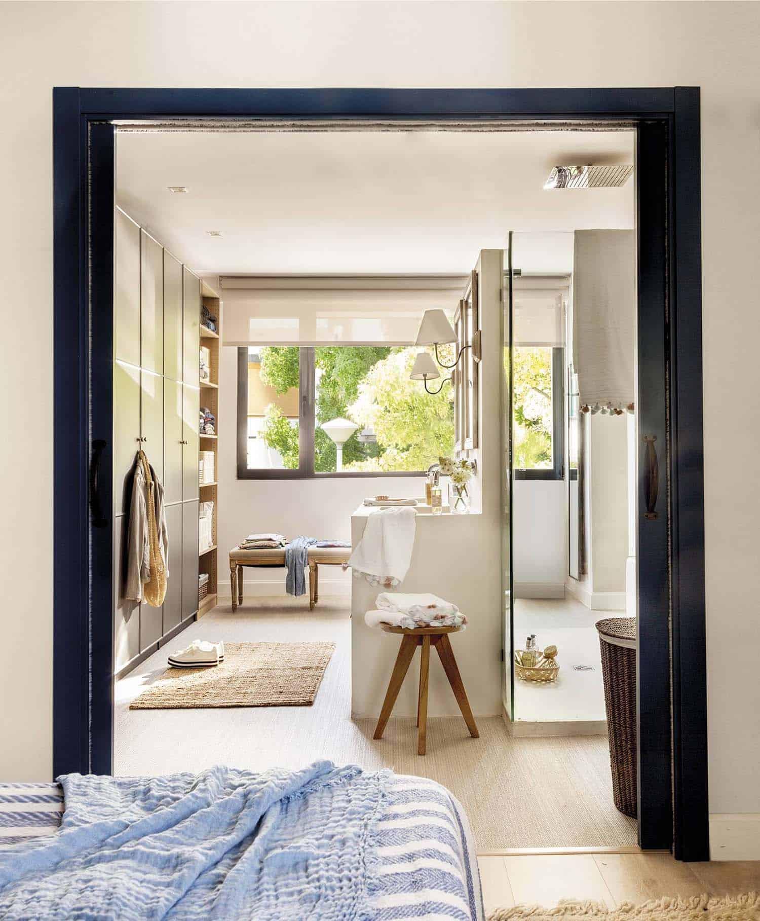 salle-de-bain-rustique-contemporaine