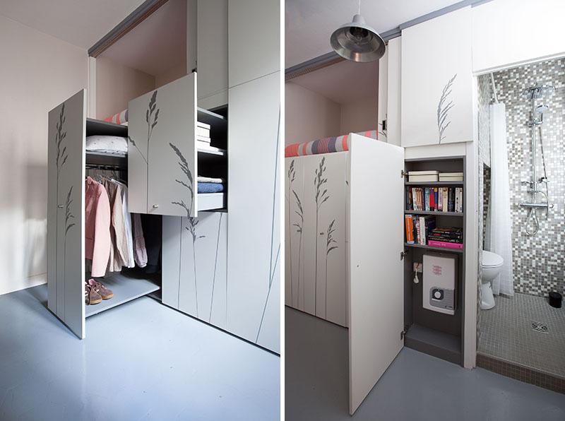 Rangement KITOKO Studio Apartment